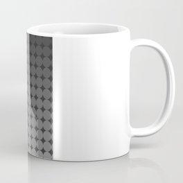 Blackk Circles Coffee Mug