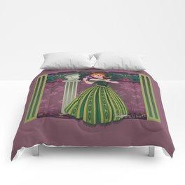 Frozen Anna Coronation Comforters