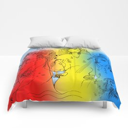 Ragged Comforters