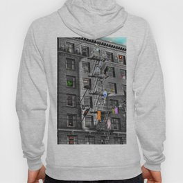 Building Lives, Sharing Spaces Hoody