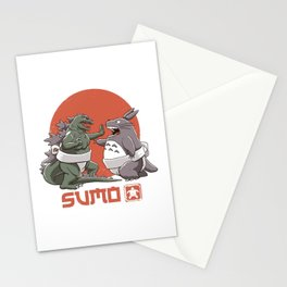 Sumo Stationery Cards