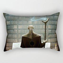 The secrets of darkest magic Rectangular Pillow