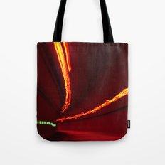Traffic at warp speed IV Tote Bag