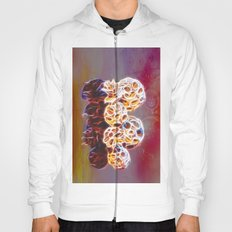 Balls and Cones  Abstract Hoody