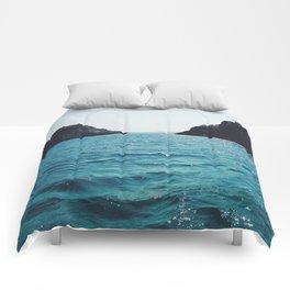 Firm Footing Comforters