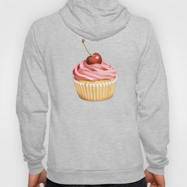 The Perfect Pink Cupcake Hoody