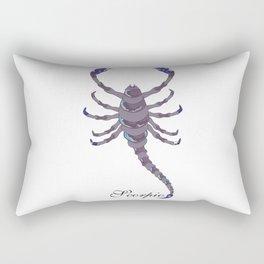 Starlight Scorpio Rectangular Pillow