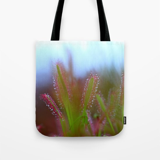 Fairy Like Sundew - JUSTART © Tote Bag