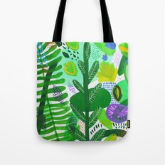 Between the branches. II Tote Bag