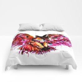 Flying Owl Comforters