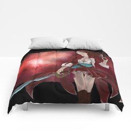 Kitsune the Red Comforters