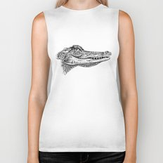 Alligator  Biker Tank