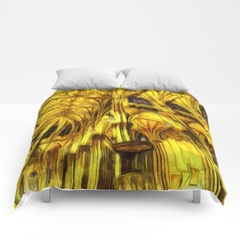 The Cathedral Vincent Van Goth Comforters