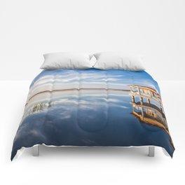 Haapslau and Baltic sea 2.0. Comforters