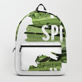 Hello Spring! Backpack