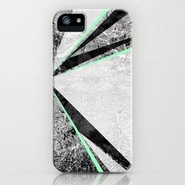 GEO BURST II iPhone Case