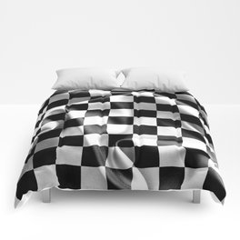 Chequered Flag Comforters