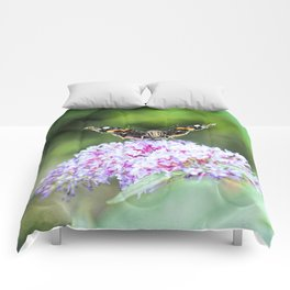 Butterfly IV Comforters