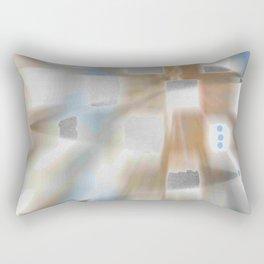Windows Space Rectangular Pillow