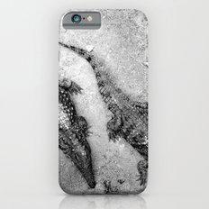 Aligators. iPhone 6s Slim Case