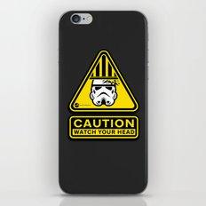 Empire Safety Program - Star Wars iPhone & iPod Skin
