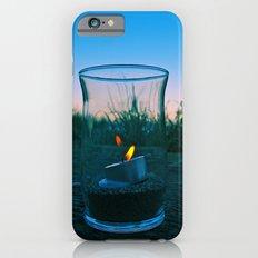 Seaside flame iPhone 6s Slim Case