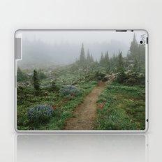 Washington Wildflower Fog Laptop & iPad Skin