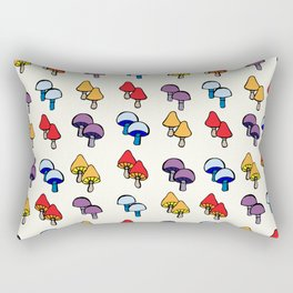 Funky Fungi Rectangular Pillow