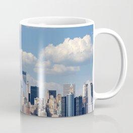 Manhattan New York City Big Apple Coffee Mug