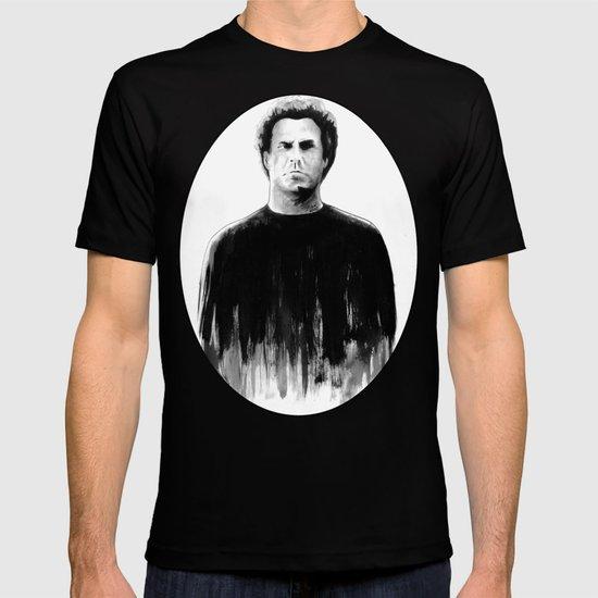 DARK COMEDIANS: Will Ferrell T-shirt