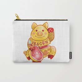 Lucky Pig Carry-All Pouch