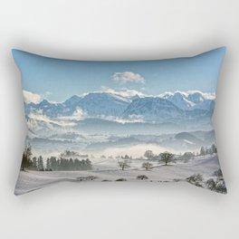 Switzerland, Neuheim Rectangular Pillow