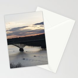 Boat House Row, Schuylkill River, PA Stationery Cards