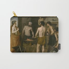 "Diego Velázquez ""Apollo in the Forge of Vulcan"" Carry-All Pouch"