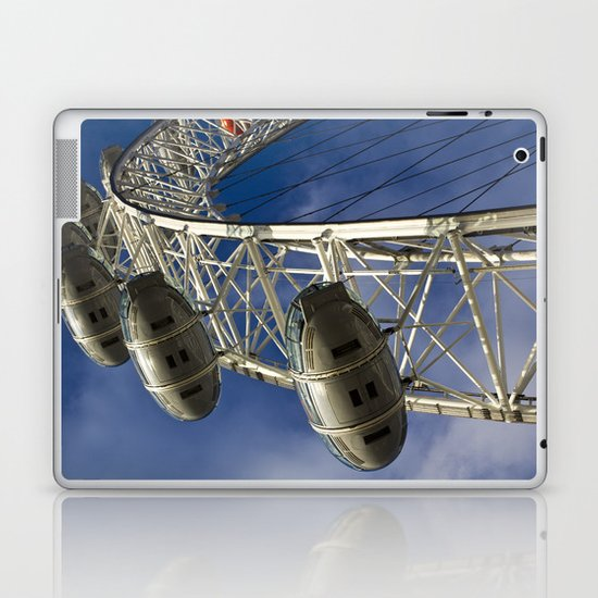 The London Eye Laptop & iPad Skin