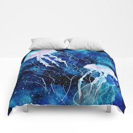 Jellyfish Comforters