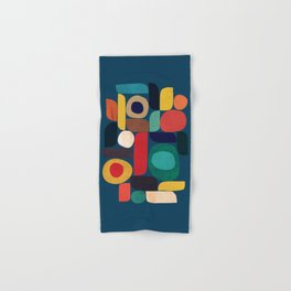 Miles and miles Hand & Bath Towel