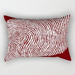 It's in my DNA Rectangular Pillow