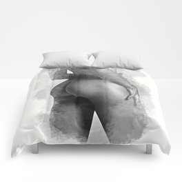 Sexy butt Comforters