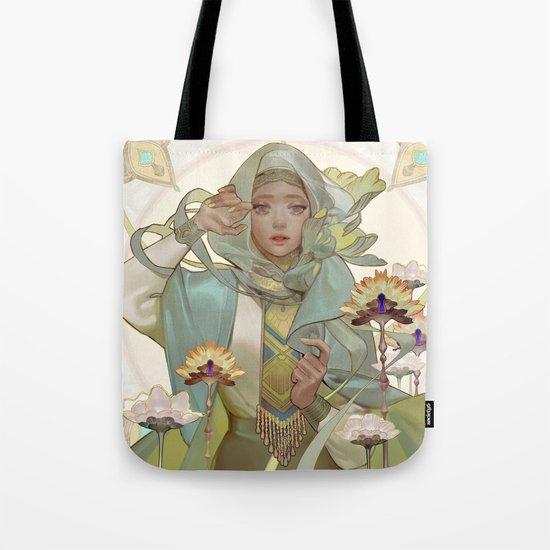 citrine Tote Bag