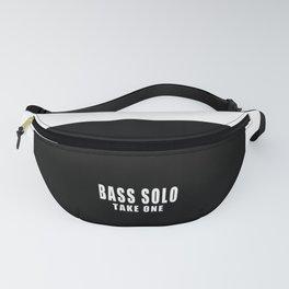 bass Fanny Pack