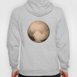 Pluto The Dwarf Planet In The Kuiper Belt Hoody