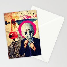 All War Is Deception Stationery Cards