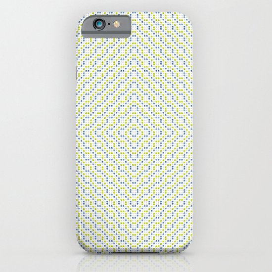 Dot illusion iPhone & iPod Case