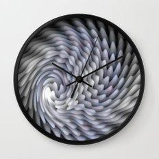 The Flying Light Wall Clock