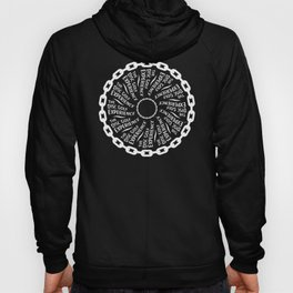 The Disc Golf Experience Hoody