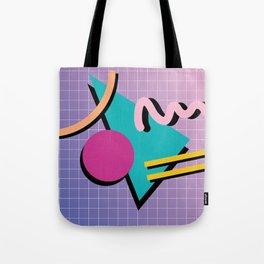 Memphis Pattern 10 - 90s - Retro Tote Bag