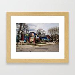 Innate Healing Center Framed Art Print