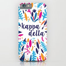Kappa Delta Slim Case iPhone 6s