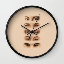 GIRLS SQUAD Wall Clock